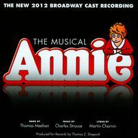 【メール便送料無料】New Broadway Cast Recording / Annie (輸入盤CD)(アニー2012)