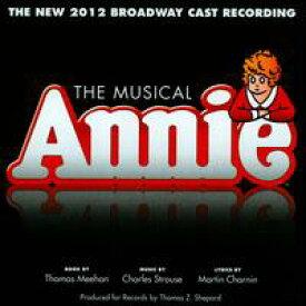 【輸入盤CD】【ネコポス送料無料】New Broadway Cast Recording / Annie (アニー2012)