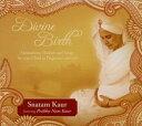 【メール便送料無料】Snatam Kaur / Divine Birth (輸入盤CD) (スナタム・カー)【癒し】