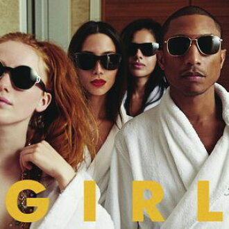 Pharrell Williams/G I R L(進口盤CD)(法雷爾·威廉斯)
