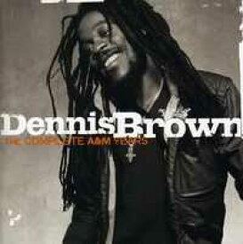 【輸入盤CD】【ネコポス送料無料】Dennis Brown / Complete A&M Years (デニス・ブラウン)