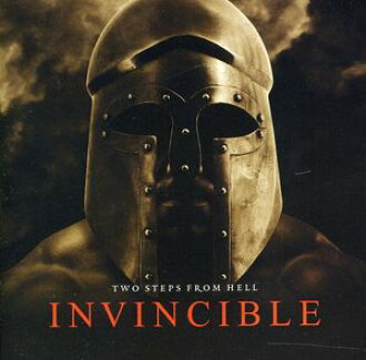 Two Steps From Hell/Invincible(进口盘CD)(二·步·from·海尔)