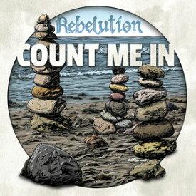 【輸入盤CD】【ネコポス送料無料】Rebelution / Count Me In(レベルーション)