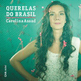 【輸入盤CD】Carolina Assad/Clarice Assad / Querelas Do Brasil