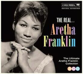【輸入盤CD】【ネコポス送料無料】Aretha Franklin / Real Aretha( アレサ・フランクリン)