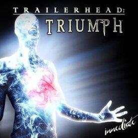 【メール便送料無料】Immediate / Trailerhead: Triumph (輸入盤CD)(イメディエート)
