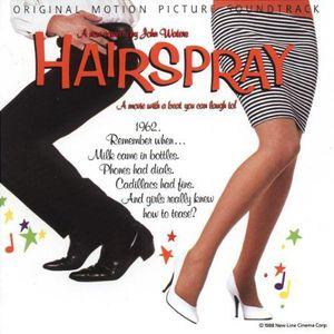 【メール便送料無料】Soundtrack / Hairspray (1998) (輸入盤CD)【★】