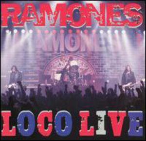 【メール便送料無料】Ramones / Loco Live (輸入盤CD) (ラモーンズ)