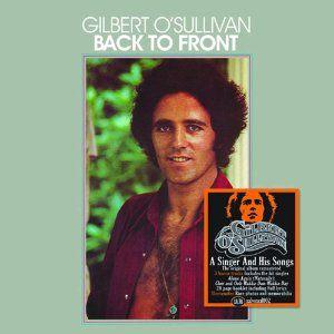 【メール便送料無料】Gilbert O'Sullivan / Back To Front (輸入盤CD)【★】【割引中】