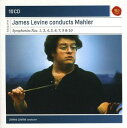 Mahler/James Levine / Symphonies: Sony Classical Masters (Box) (輸入盤CD)