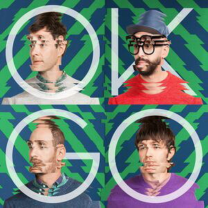 【輸入盤CD】【ネコポス送料無料】OK Go / Hungry Ghosts ( OKゴー )