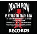 【メール便送料無料】VA / 15 Years On Death Row (Clean Version) (輸入盤CD)