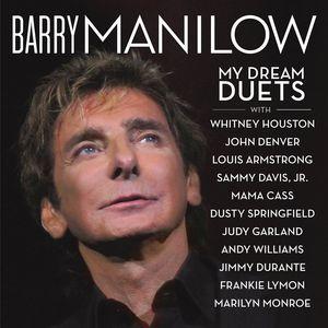 【メール便送料無料】Barry Manilow / My Dream Duets (輸入盤CD)(バリー・マニロウ)