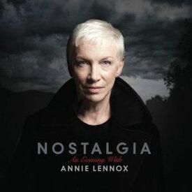 【輸入盤CD】【ネコポス送料無料】Annie Lennox / An Evening Of Nostalgia With Annie Lennox (w/Blu-ray)(アニー・レノックス)