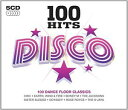 VA / 100 Hits Disco (輸入盤CD)【★】【割引中】