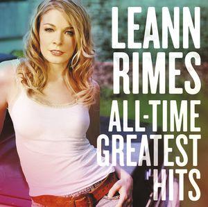 【メール便送料無料】LeAnn Rimes / All Time Greatest Hits (輸入盤CD)(リアン・ライムス)【★】【割引中】