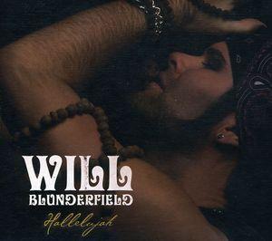 【メール便送料無料】Will Blunderfield / Hallelujah (輸入盤CD)(ウィル・ブランダーフィールド)