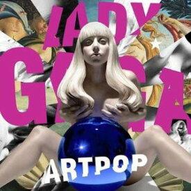 【輸入盤CD】【ネコポス送料無料】Lady Gaga / Artpop (Bonus DVD) (Deluxe Edition) (レディ・ガガ)