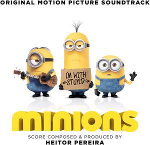 【メール便送料無料】Heitor Pereira (Soundtrack) / Minions (輸入盤CD)