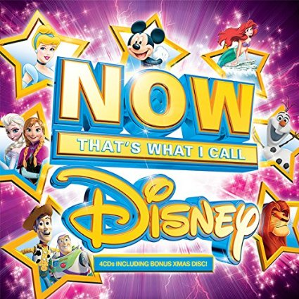 VA / Now That's What I Call Disney [4CD] (UK盤CD)【★】