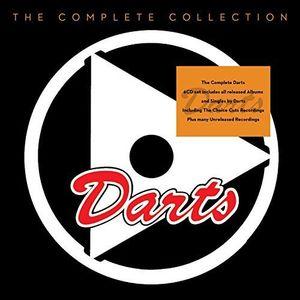 【送料無料】Darts / Darts - Complete Collection (Box) (輸入盤CD)(ダーツ)