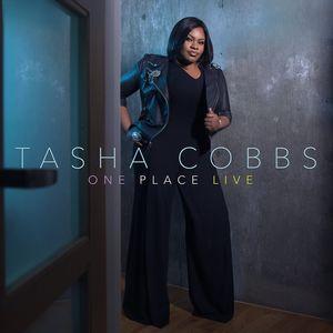【メール便送料無料】Tasha Cobbs / One Place (Live) (輸入盤CD)(ターシャ・コブズ)