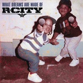 【輸入盤CD】【ネコポス100円】R. City / What Dreams Are Made Of (R.シティ)