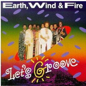 【輸入盤CD】【ネコポス100円】Earth, Wind & Fire / Let's Groove (アース・ウィンド&ファイア)【★】