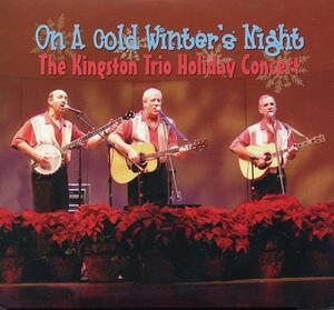 【輸入盤CD】【ネコポス送料無料】Kingston Trio / On A Cold Winter's Night (キングストン・トリオ)