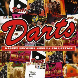 【メール便送料無料】Darts / Magnet Records Singles Collection(Bonus Tracks) (輸入盤CD)(ダーツ)