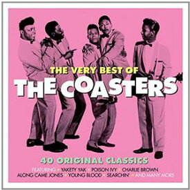 【輸入盤CD】Coasters / Very Best Of (コースターズ)