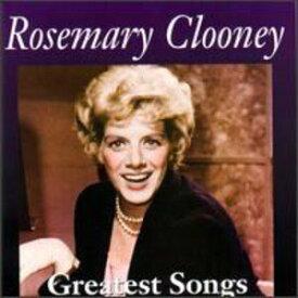 【輸入盤CD】ROSEMARY CLOONEY / GREATEST SONGS (ローズマリー・クルーニー)