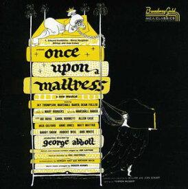 【メール便送料無料】ORIGINAL BROADWAY Cast / ONCE UPON A MATTRESS (輸入盤CD)
