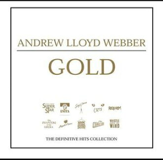 ANDREW LLOYD WEBBER / GOLD: THE DEFINITIVE HITS COLLECTION(RMST)(進口盤CD)(安德魯·勞合·韋伯)