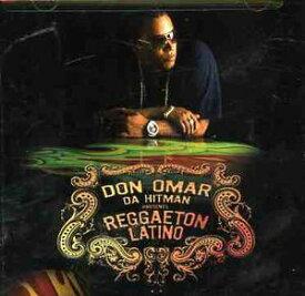 【輸入盤CD】【ネコポス送料無料】Don Omar / Da Hit Man Presents Reggaeton Latino (ドン・オマール)