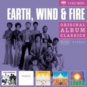 【メール便送料無料】Earth, Wind & Fire / Original Album Classics (輸入盤CD)【★】(アース、ウィンド&ファイア)