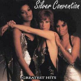 【輸入盤CD】【ネコポス送料無料】Silver Convention / Greatest Hits【★】(シルヴァー・コンヴェンション)