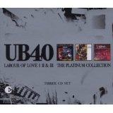 UB40 / Labour of Love I, II & III: The Platinum Collection (輸入盤CD)【★】【割引中】