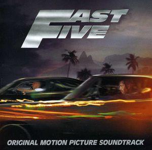 【メール便送料無料】Soundtrack / Fast Five (輸入盤CD)(サウンドトラック)