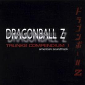【輸入盤CD】SOUNDTRACK / DRAGON BALL Z: TRUNKS COMPENDIUM 1