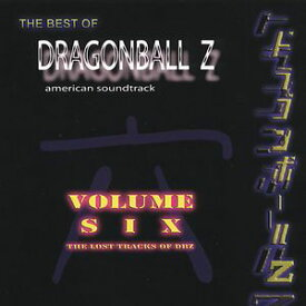 【輸入盤CD】【ネコポス送料無料】SOUNDTRACK / DRAGON BALL Z 6: LOST TRACKS OF DBZ