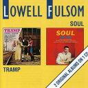 【メール便送料無料】Lowell Fulson / Tramp & Soul (輸入盤CD) (ロウエル・フルスン)【★】【割引中】