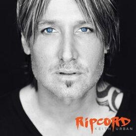 【輸入盤CD】【ネコポス送料無料】Keith Urban / Ripcord 【K2016/5/6発売】(キース・アーバン)