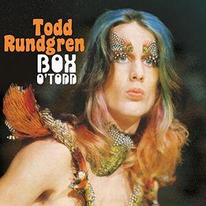 【メール便送料無料】Todd Rundgren / Box O' Todd (輸入盤CD)(トッド・ラングレン)