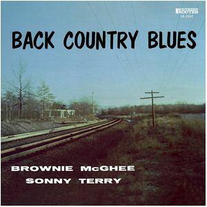 【輸入盤CD】Brownie McGhee / Back Country Blues: 1947-55 Savoy Recordings (Digipak)(ブラウニー・マギー)