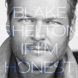 【輸入盤CD】【ネコポス送料無料】Blake Shelton / If I'm Honest【K2016/5/20発売】(ブレイク・シェルトン)