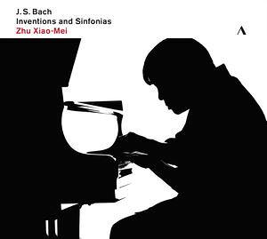 【輸入盤CD】【ネコポス送料無料】J.S. Bach/Zhu Xiao-Mei / Inventions & Sinfonias