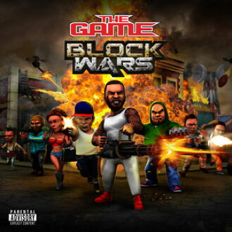 The Game (Soundtrack) / Block Wars (import board CD) (the game)
