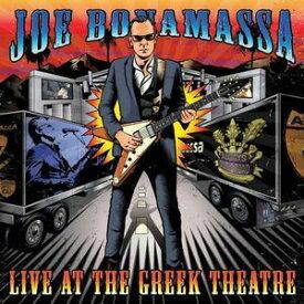 【メール便送料無料】Joe Bonamassa / Live At The Greek Theatre (輸入盤CD)【K2016/9/23発売】(ジョー・ボナマッサ)