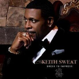 【輸入盤CD】【ネコポス送料無料】Keith Sweat / Dress To Impress 【K2016/7/22発売】(キース・スウェット)